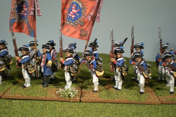 Painted 2012 Perry Miniatures Litko Bases