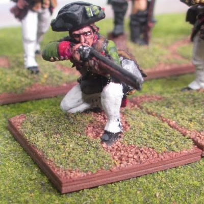 Painted 2013 Perry Miniatures Litko Bases