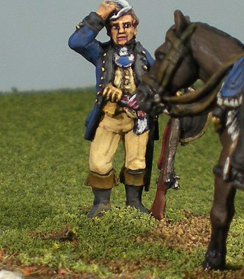 Painted 2012 Perry Miniatures Litko Base